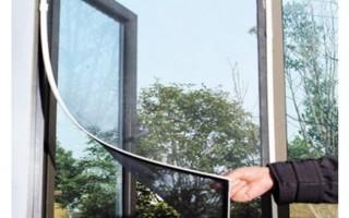 Москитная сетка от комаров на окно: как сделать своими руками?