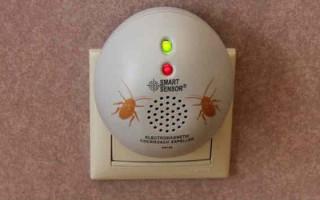 Лучшие ультразвуковые отпугиватели от тараканов