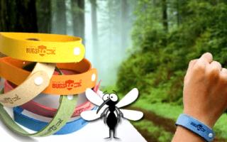 Браслеты от комаров для взрослых и детей