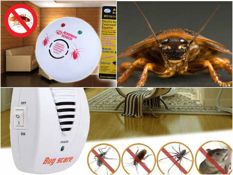 электромагнитный отпугиватель тараканов