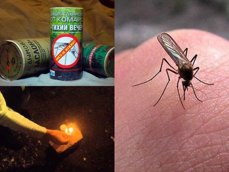 тихий вечер от комаров тихий вечер принцип действия