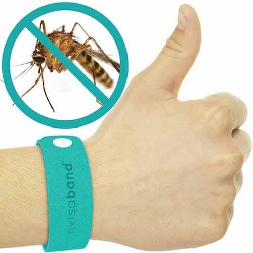 браслет от комаров для дачников