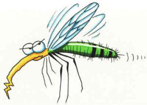 фумигатор от комаров применение