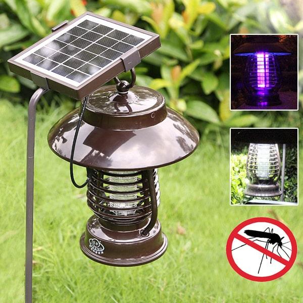 лампа от комаров МК