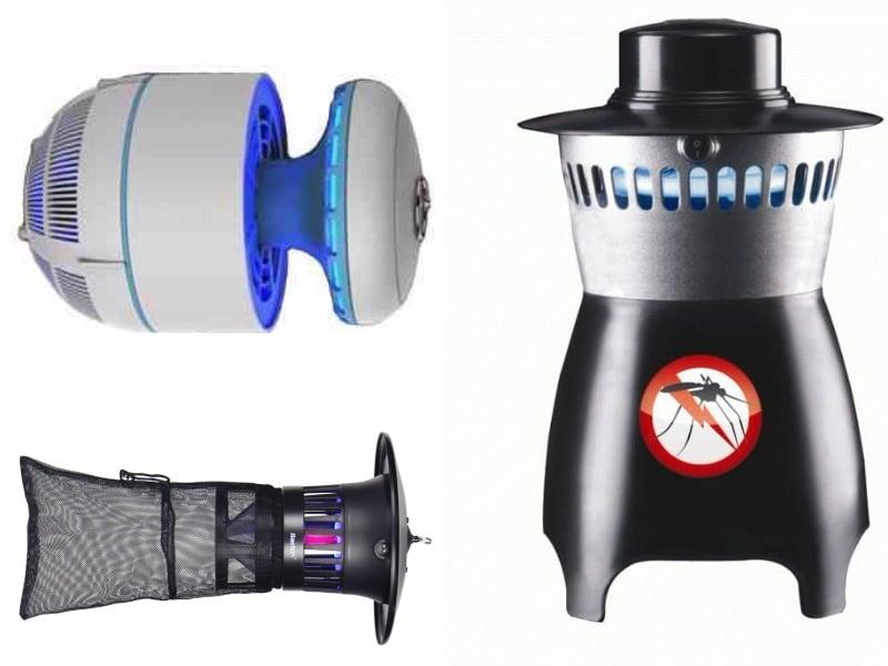 ловушка от комаров газовая тепловая и водяная