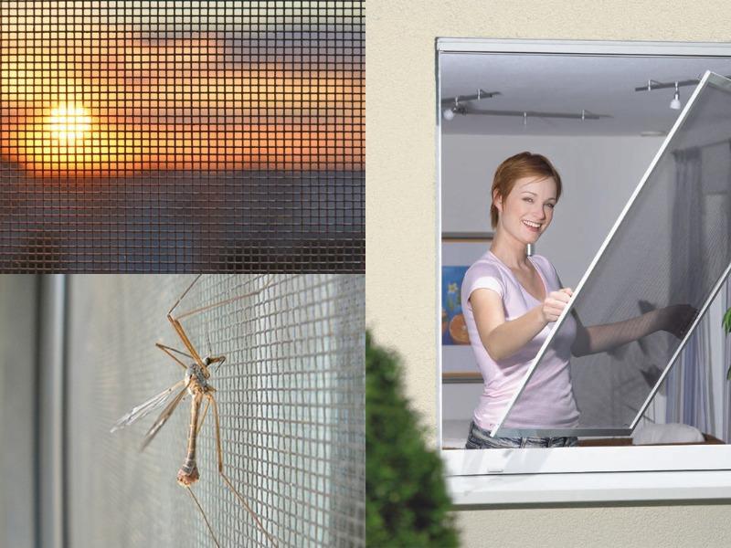 сетка от комаров на окна особенности ухода